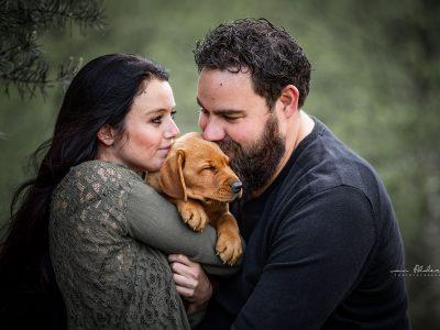 Labrador retriever puppy foscofotografie nest fotograaf